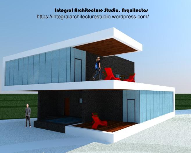 Integral Architecture Studio Arquitectos Estudio De